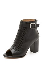 Belstaff Brinkley Boots Black