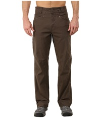 Royal Robbins Billy Goat Stretch Six Pocket Pants Turkish Coffee Men's Casual Pants Brown