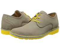 Type Z Alexander Sand Suede Men's Lace Up Casual Shoes Tan