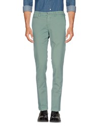 Reporter Casual Pants Military Green