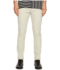 Mcq By Alexander Mcqueen Strummer Jeans Optic White