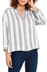 Ayr The Dropout Stripe Top