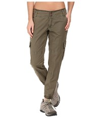 Prana Kadri Pants Cargo Green Women's Casual Pants