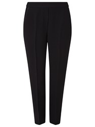 Precis Petite Elsa Drawstring Detail Trousers Black