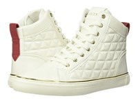 Guess Melo White Synthetic Men's Shoes