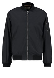 Lee Slim Fit Bomber Jacket Black