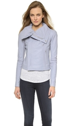 Veda Max Classic Smooth Jacket Periwinkle
