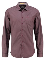 Camel Active Modern Fit Shirt Rot Red