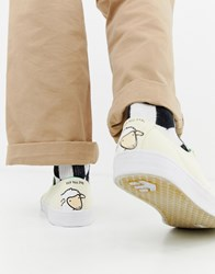 Etnies Jameson Vulc Ls X Sheep Trainers In White