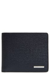 Boss Men's 'Signature' Leather Bifold Wallet