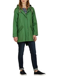 Seasalt Rain Collection Bowsprit Waterproof Coat Hedgerow