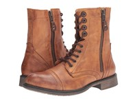 Steve Madden Patronn Tan Men's Lace Up Boots