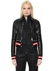 Givenchy Transformer Nappa Leather Jacket