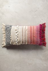 Anthropologie Marisol Pillow Pink