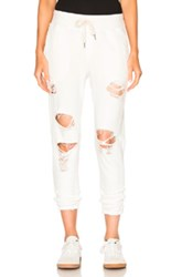 Nsf Syde Pant In White