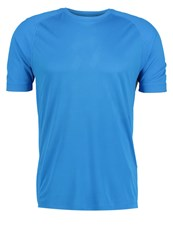 Your Turn Active Sports Shirt Electric Blue Lemonade Neon Blue