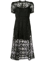 Alice Mccall Floral Lace Dress 60
