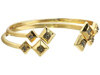 House Of Harlow The Lyra Cuff Bracelet Set Gold Bracelet