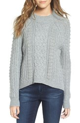 Women's Bp. Studded Cable Knit Sweater