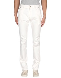 Eleventy Jeans White