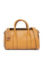 Milly Astor Mini Duffel Bag Caramel