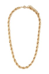 Forever 21 Twisted Chain Necklace