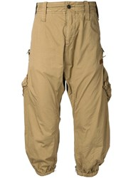 Prps 'Ucrania' Trousers Brown