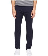Jack Spade Slim Trousers Dark Navy Men's Casual Pants