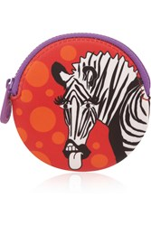Marc By Marc Jacobs Printed Neoprene Coin Purse