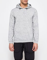 Reigning Champ Side Zip Hoodie Granite
