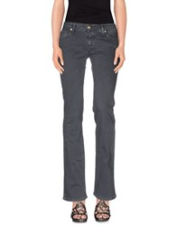 Shaft Denim Denim Trousers Women Lead