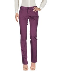 Dek'her Casual Pants Purple