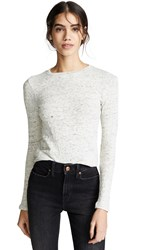 Ayr Later Skater Knit Top Flurry Knit