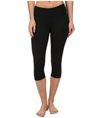 Mountain Hardwear Mighty Activa Capri Black Women's Capri
