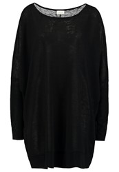 Vila Vikuk Long Sleeved Top Black