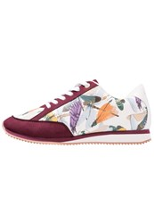 Parfois Trainers Butterfly Multicoloured