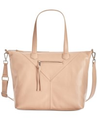 Inc International Concepts Becchi Tote Only At Macy's Tan