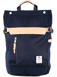 As2ov Hidensity Cordura Nylon 2Way Bag Blue
