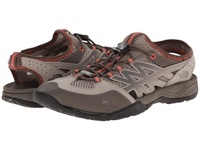 The North Face Hedgefrog Iii Vintage Khaki Fiesta Red Women's Shoes Brown