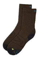 Keen North Country Medium Cushioning Socks Gray
