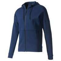 Adidas Stadium Cross Training Hoodie Navy