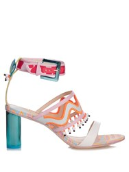 Sophia Webster Nereida Mid Heel Sandals