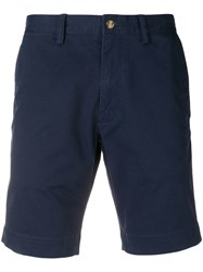 Polo Ralph Lauren Slim Fit Chino Shorts Blue