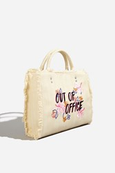 Skinnydip Out Of Office Tote Bag By Multi