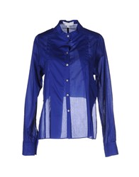 Io Ivana Omazic Shirts Dark Blue