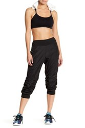 Colosseum Cooldown Capri Pant Black