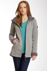 Bench Gallowsclough Fleece Jacket Gray