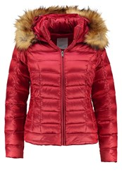 Bomboogie Down Jacket Bloody Red Bordeaux