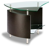 Bdi Fin End Table Multicolor