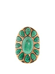 Aur Lie Bidermann Natural Stone Ring